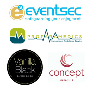 Eventsec | Proparamedics | Vanilla Black | Concept Cleaning